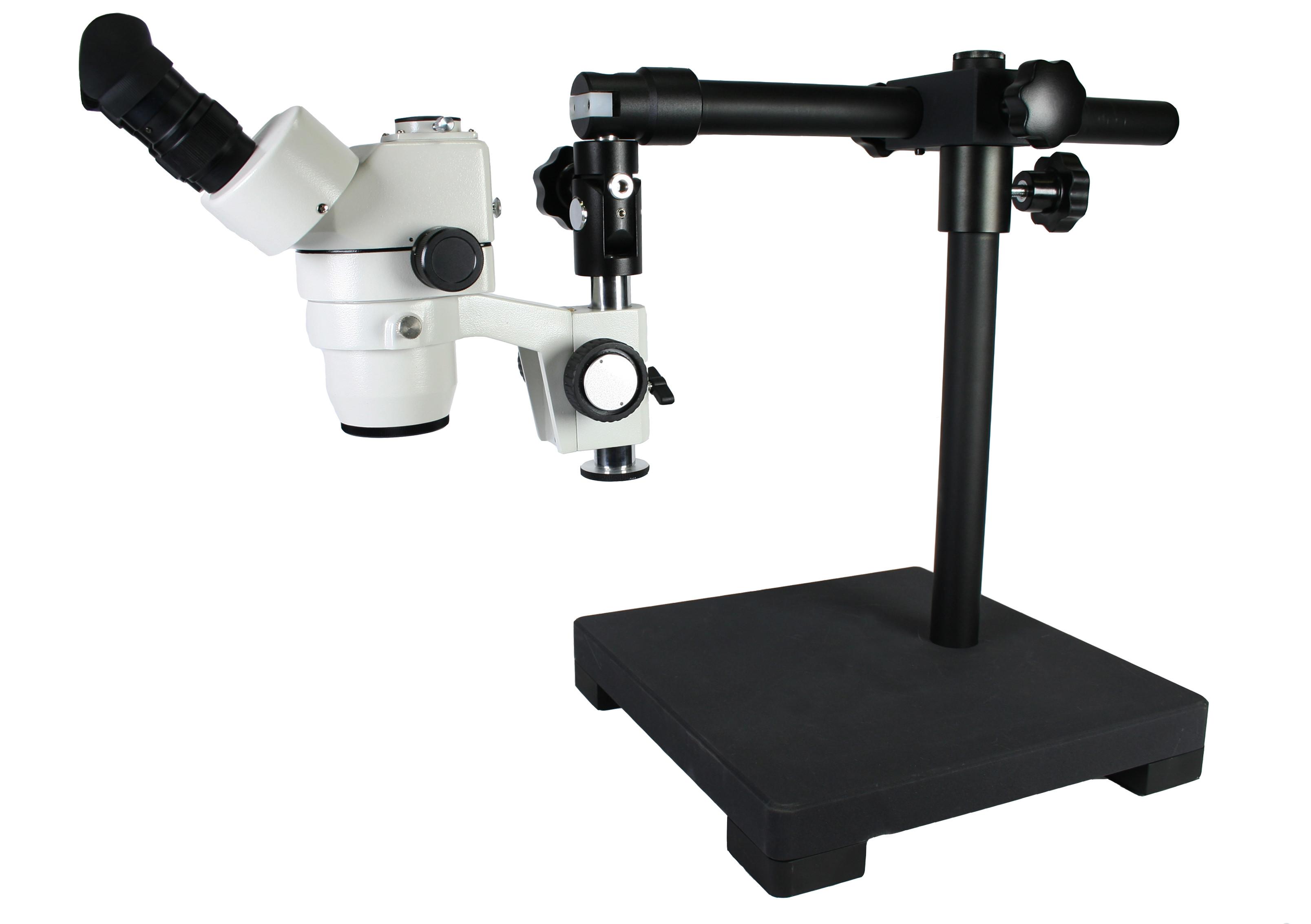 Educational Trinocular Stereo Zoom (1X-4X) Microscope
